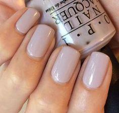 - Pink nails – OPI nails – manicure inspo – infinite shine – Nail Lacquer – OPI Lisbon – f - Light Purple Nails, Purple Nail Polish, Opi Nail Polish Colors, Neutral Nail Polish, Opi Pink, Opi Polish, Toe Nail Polish, Nails Opi, Nail Manicure