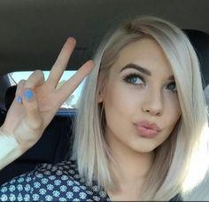 50 Women Medium Length Hair Cut And Color Inspiration 6