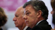 El presidente de Colombia, Juan Manuel Santos | EFE