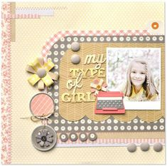 My Type of Girl *American Crafts*