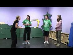 Improv Class - Part 1 - YouTube