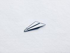 Image of 'Try Again' enamel pin