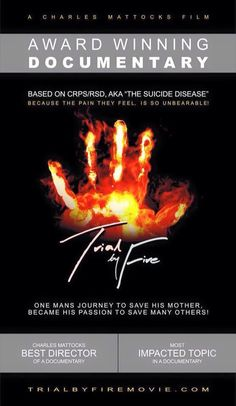 CRPS Trial By Fire film