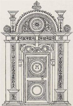 Design of a portal technology - Albrecht Altdorfer