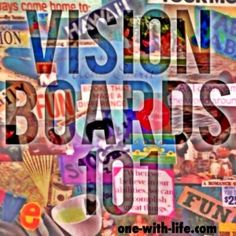 New Year, New You ~ 2016 ~ How to make a vision board. Stephanie Spence shares tips and inspiration from her award-winning blog, one-with-life.com