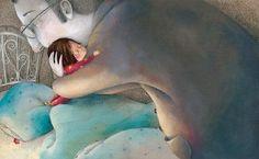 TRATE SEUS FILHOS COM CUIDADO: ELES ESTÃO CHEIOS DE SONHOS - A infância tem seu próprio ritmo, sua própria maneira de sentir, ver e pensar. Crianças são filhas do mundo e são feitas de sonhos, esperanças e ilusões que se acumulam em suas mentes livres e privilegiadas.