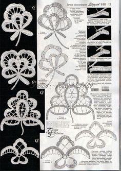 Mais uma edição da revista Ucraniana Duplet chegou!  Como de costume aqueles crochês estupendos que só vemos na Duplet!  Esse vestido da cap...