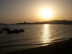 Time before nice sunset, in Vodice, Croatia :)