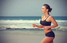 A run on the beach to relax and exercise - follow us on www.birdaria.com like it love it share it click it pin it!!!!