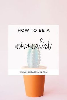 I'm going to be writing about how to be a minimalist. I have 10 tips for you that can help you become more minimalistic in your life and have less things and just have more things that bring you joy in your life and help you feel good, so that everything that you have in your space or everything that you have in your closet help you feel good and help you feel more confident. When it comes to minimalism, only keeping the items that bring you joy, spark your living new or help you feel good…