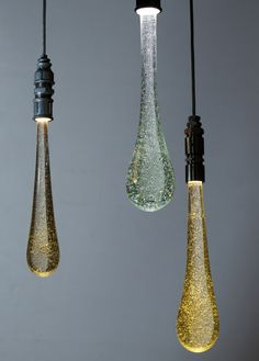 The Drop – stylish lighting by Labo Creme Brulee