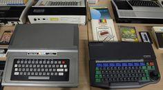 Na ČVUT jsou vystaveny stovky počítačů ze 70. a80. let– Novinky.cz