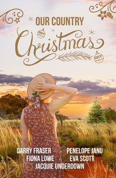 Our Country Christmas feat. The Christmas Wish by Jacquie Underdown