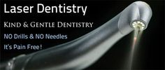 Laser dentistry can be an effective method of performing highly targeted dental procedures, while offering faster recovery times and minimized discomfort.