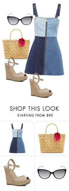 """Monday"" by carolortiz ❤ liked on Polyvore featuring Alice McCall, Nannacay, ALDO and Tiffany & Co."