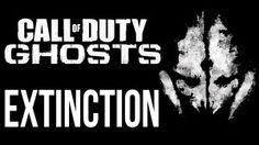 Call of Duty Ghosts Extinction Mode TrailerAbsolute Ps4