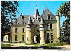 Courpiere - courpiere chateau des rioux