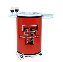 Texas Tech Red Raiders Entertainer / Party Cooler