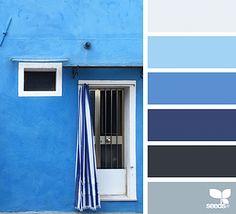 Wander Blues | fresh hues  | Bloglovin'