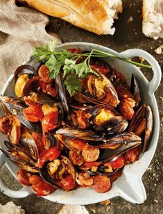 The magic of mussels and tips on what to do if you've never cooked them Mussels Seafood, Cooking Mussels, Sustainable Seafood, Best Seafood Recipes, Most Nutritious Foods, Group Meals, Oysters, Stress, Wine