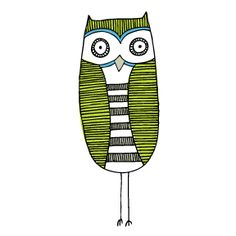 little mod owl would make a great t-shirt for a little guy.