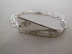 Antique Spoon Bracelet by WoodsEdgeJewelry on Etsy