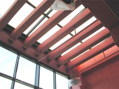 Business area in Greece with skylight project. Construction without silicon. 10 years guarantee. www.glazetech.gr
