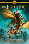 Continuation of Percy Jackson series, first book of heroes of olympus