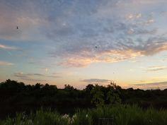 Le mille sfumature dei tramonti a Grado