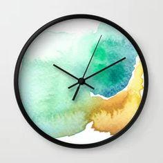 Tech Accessories, Clock, Decor Ideas, Wall Art, Store, Artwork, Artist, Design, Home Decor