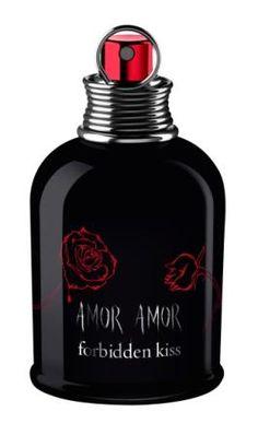 930eda2b2b5cb Amor Amor Forbidden Kiss by Cacharel Melhores Perfumes Importados  Femininos, Perfumes Femininos, Mulher,