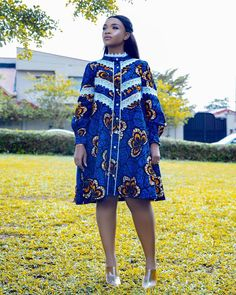 African Fashion Ankara, African Inspired Fashion, Latest African Fashion Dresses, African Print Fashion, Short African Dresses, African Print Dresses, African Print Dress Designs, African Traditional Dresses, African Attire