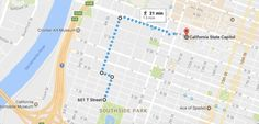 The Women's March on Sacramento will convene on Saturday, 10:00 am, January 21, 2017.  The solidarity march begins at Southside Park in Sacramento, CA at 10:00 am. A pre-march kick off will start around 9:30 am. The Rally will begin at noon on the West side of the California State Capitol. March Route:   Start at Southside Park, corner of 6th Street and T Street Head straight down6th Street, awayfrom park Turn leftonto R Street Turn rightonto 5th Street Turn rightonto Capitol Mall End…