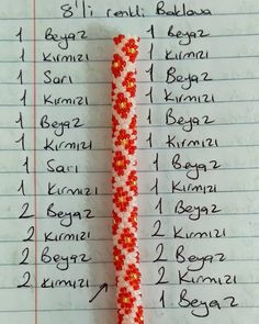 🧡💛❤️ #taki #kumboncuk #boncuk #bileklik #hapisaneisibileklik #bohembileklik #orgu #elemegi #handmade #bijuteri #tigisi #instagood…
