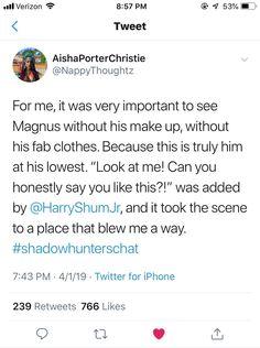 Shadowhunters Malec, Clace, Matthew Daddario, Family Is Everything, City Of Bones, True Feelings, Shadow Hunters, Husband Love, Cassandra Clare