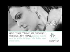 The Lashe® #Eyelash #Extensions endorsed by Nash FM 103.3's Becca | Skin Renew Clinic | Medi Spa | Brentwood TN