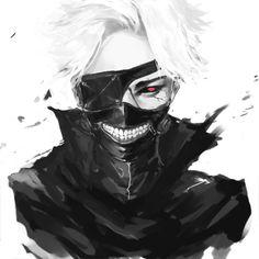 Tokyo Ghoul || Ken Kaneki
