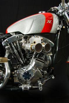 Harley - note magneto