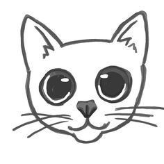 Cute kitty illustration  #illustration #kitty #cute #digitalart