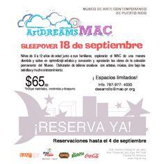 Artdreams @ MAC #sondeaquipr #artdreams #macpr #santurce #sanjuan #paralosninos