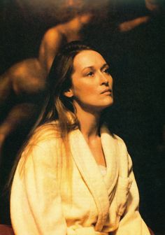 "Meryl Streep en ""Escalada al poder"" (The Seduction of Joe Tynan), 1979"