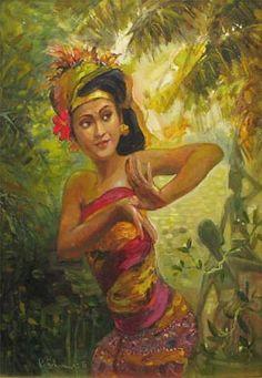 Balinese Dancer  #Art #Indonesian http://livestream.com/livestreamasia