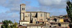 Iglesia de Pampliega.