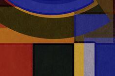 Hertz Van Bauhaus ONE, Geometric Abstracts, 2016, Limited Editions of 6 & 20 - Big Fat Arts   BFA Gallery   Czar Catstick - 8