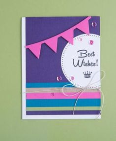 Best Wishes | Sea Friends Card | Fun Stampers Journey  Locate a Journey Coach
