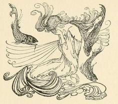 Undine (1919)Illustrations by Arthur Rackham