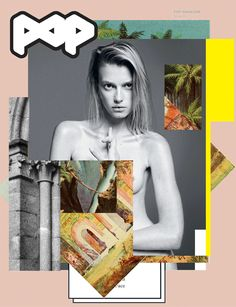 For her latest personal project, London creative Rosanna Webster has reinterpreted a selection of her favourite magazine covers to beautiful effect. Working across photography, collage and moving image, Rosanna's multilayered work is largely fashion-focused and moves in the realm of illustrated editorial.