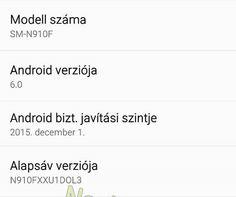 Wird in Ungarn gerade das Samsung Galaxy Note 4 Android 6.0 Marshmallow Update ausgerollt?  http://www.androidicecreamsandwich.de/samsung-galaxy-note-4-android-6-0-marshmallow-update-gestartet-467679/  #samsunggalaxynote4   #galaxynote4   #samsung   #samsunggalaxy   #smartphone   #smartphones   #android   #androidsmartphone   #android60   #android60marshmallow   #androidmarshmallow