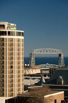 Radisson Hotel Duluth Harborview offers comfort and relaxation in the heart of downtown Duluth. Rooms from $103 per night.