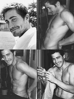 jake gyllenhaal - So good looking!